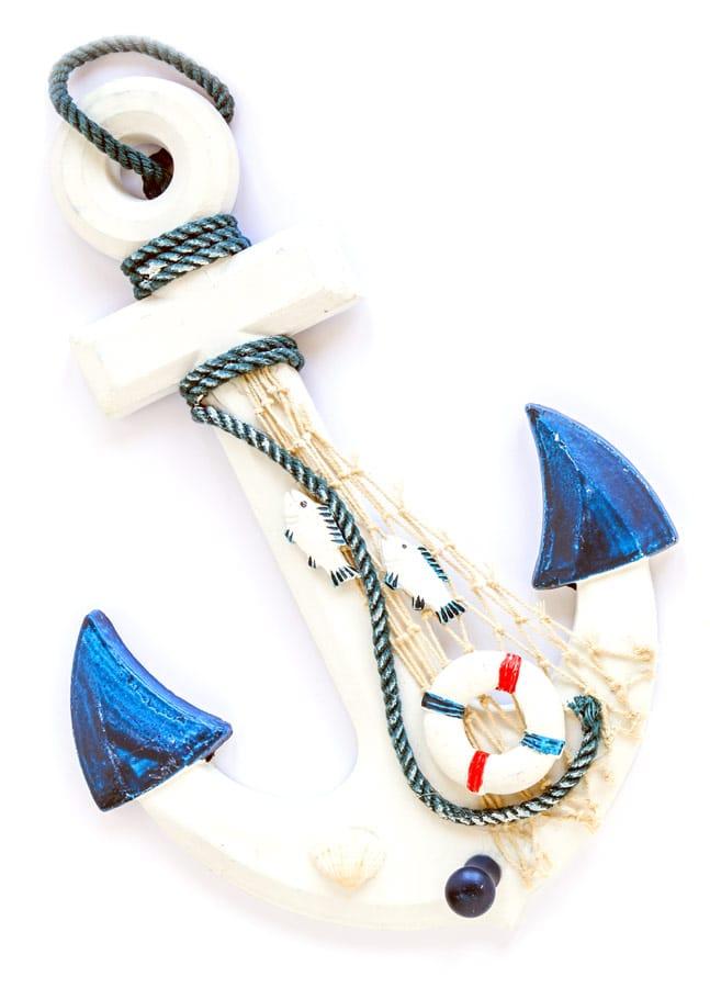 regali per futuri marinai - ancora barca