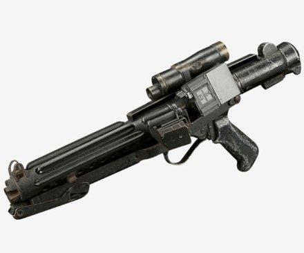 Star Wars Episode IV Stormtrooper Blaster