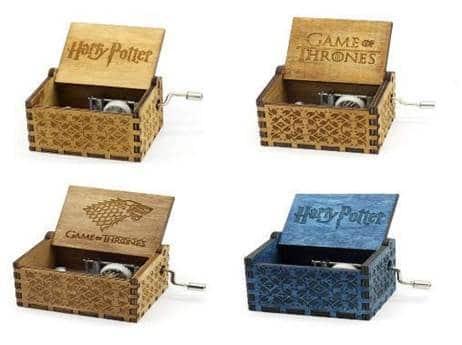 idea regalo carillon serie tv e film