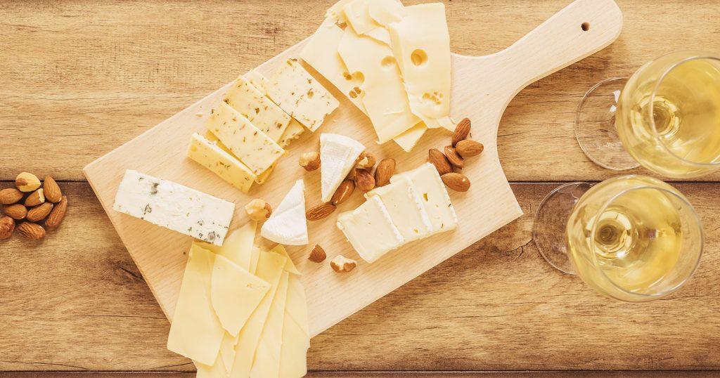idee abbinamenti vino formaggio salumi