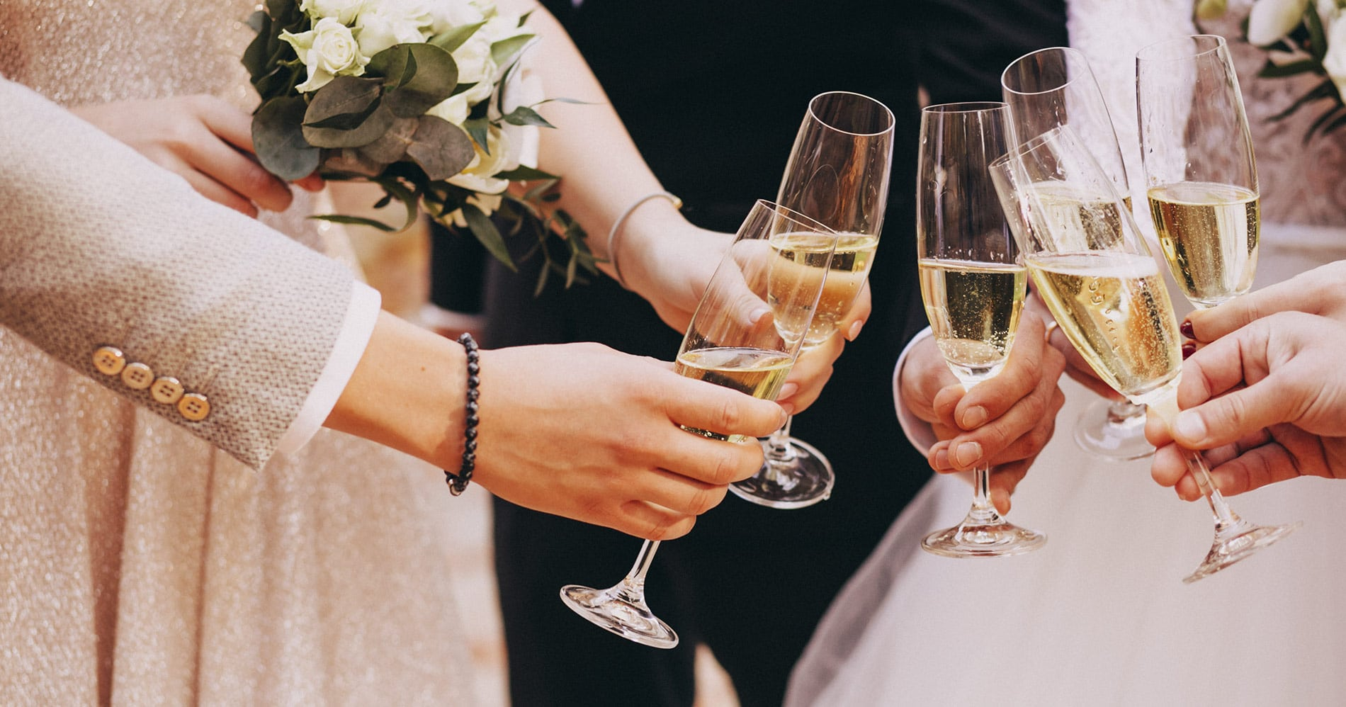matrimonio: rinfresco in casa