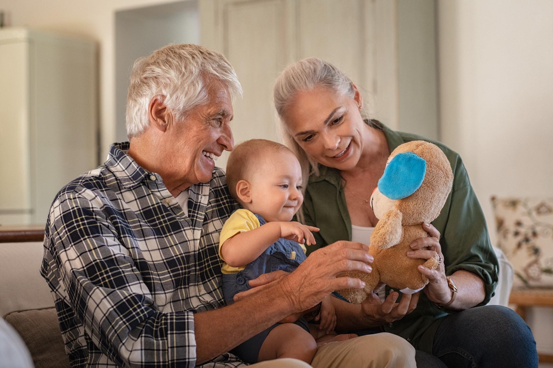 cosa regalare alla festa dei nonni